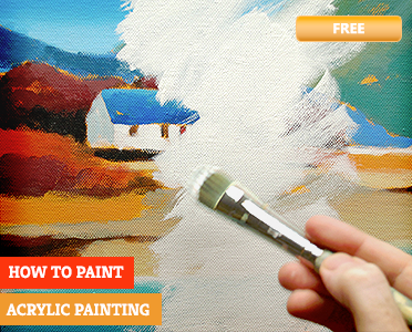 Acrylic painting how to learn online discover top for Learn to paint online