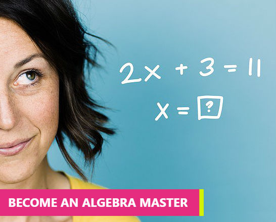 Become an Algebra Master | How To Learn Online | Discover Top Online ...